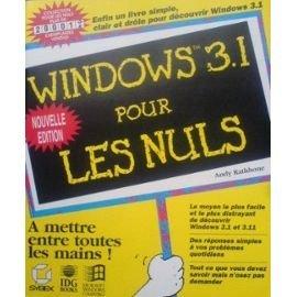 9782736120856: Windows 3. 1 pour les nuls