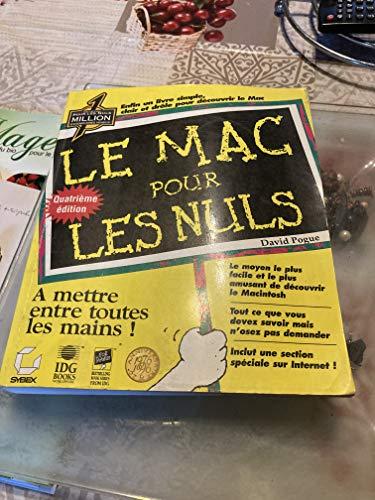 9782736121297: Le Mac pour les nuls