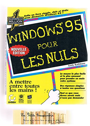 9782736125141: Windows 95, pour les nuls