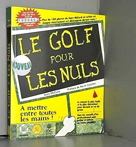 9782736125240: Golf pour les nuls