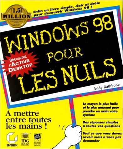 9782736129835: Windows 98 pour les nuls