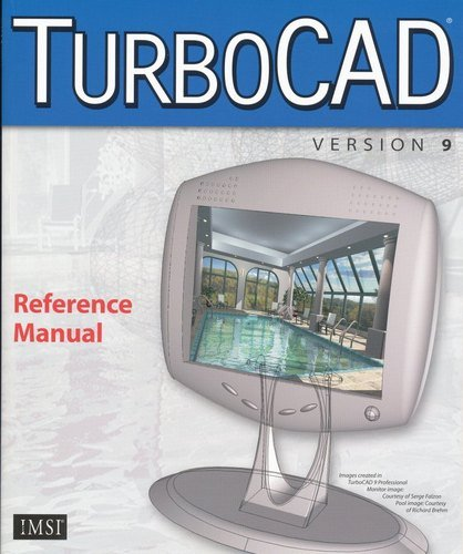 9782736130985: Turbocad Version 9 Reference Manual