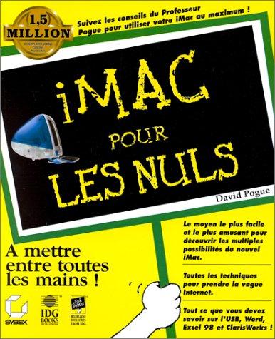 iMac pour les nuls: n/a