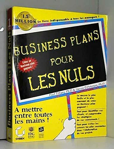 9782736133146: Business plans pour les nuls