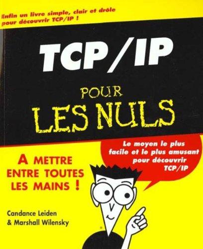 9782736133627: TCP-IP pour les nuls