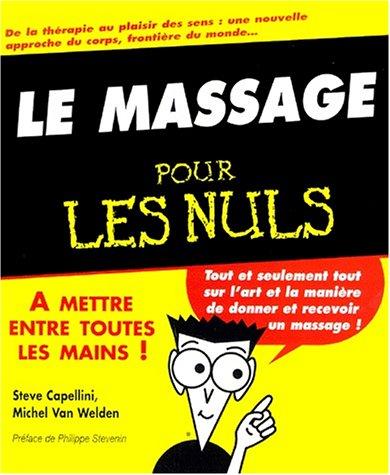 9782736134532: Le massage pour les nuls