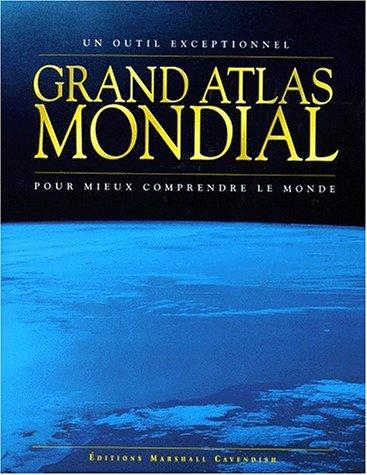 9782736501211: Grand Atlas Mondial