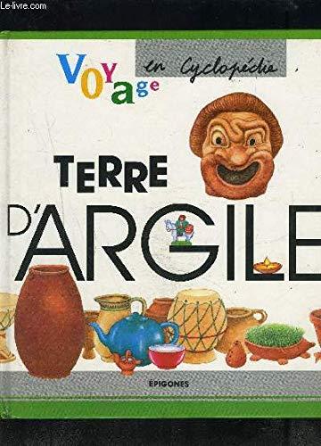 9782736626198: Terre d'argile (Voyage en Cyclo)