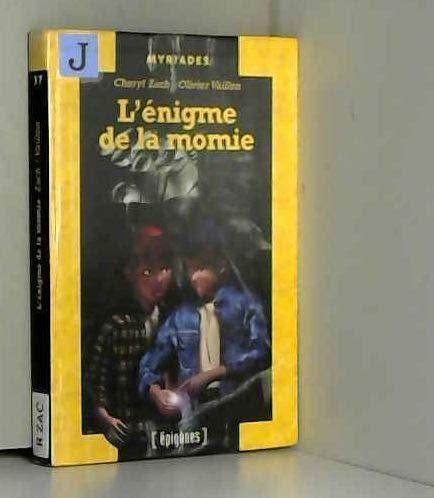9782736647476: L'ENIGME DE LA MOMIE