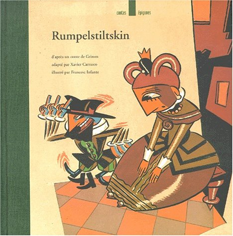 Rumpelstiltskin: The Brothers Grimm; Crane, Lucy [Translator]