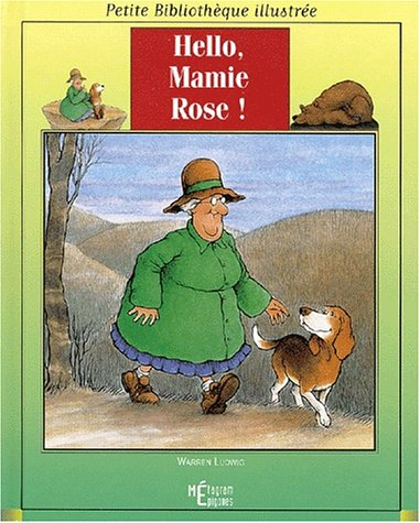 9782736660628: Hello, Mamie Rose!