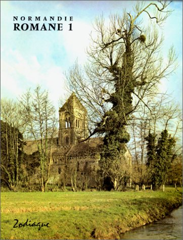 9782736900328: Normandie romane 1 - La basse Normandie