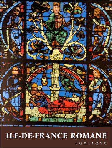 9782736901059: Ile-de-France romane