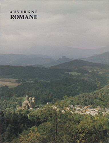 9782736901912: Auvergne romane
