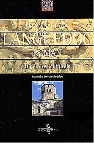 9782736902827: Promenades en Languedoc roman