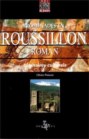 Promenades en Roussillon roman Poisson, Olivier and Fauvel, Je.: Olivier Poisson