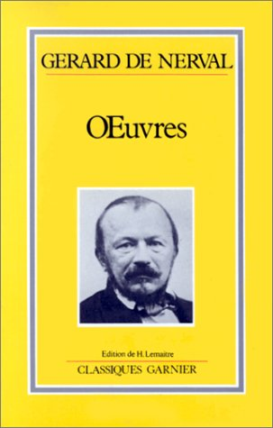 9782737002830: Nerval - Oeuvres
