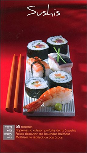 9782737211133: Sushis - 65 recettes