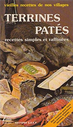 9782737220197: terrines pates