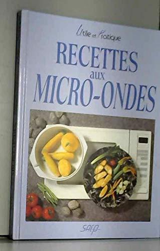 9782737222207: RECETTES AU MICRO-ONDES