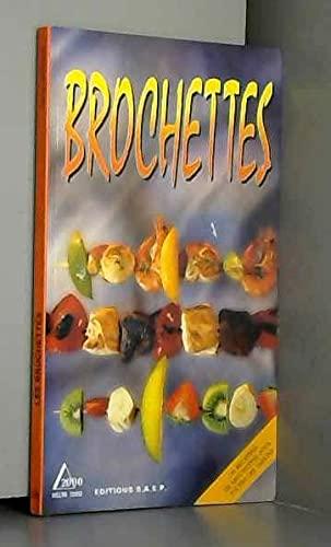 9782737222467: Brochettes