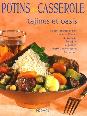 9782737224522: Tajines et oasis