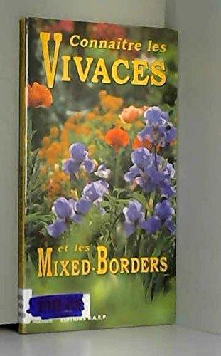 9782737230806: Connaître les vivaces et les mixed-borders