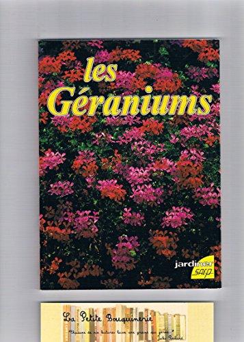 9782737233128: Les géraniums