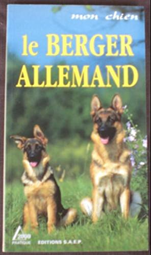 9782737241017: Le berger allemand