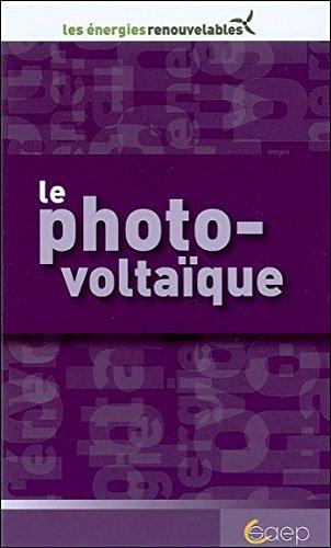 9782737244780: Le photo-voltaïque