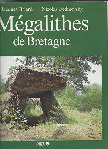9782737301193: Megalithes de Bretagne (French Edition)