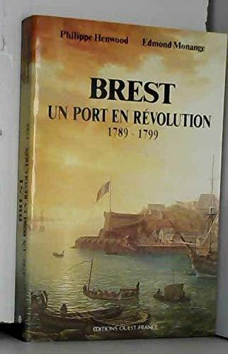 9782737302695: Brest: Un port en révolution, 1789-1799