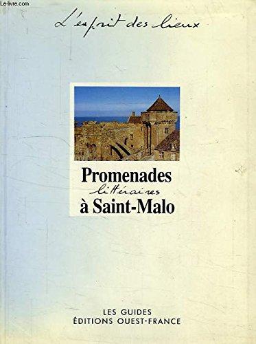 9782737304347: Promenades littéraires à Saint-Malo