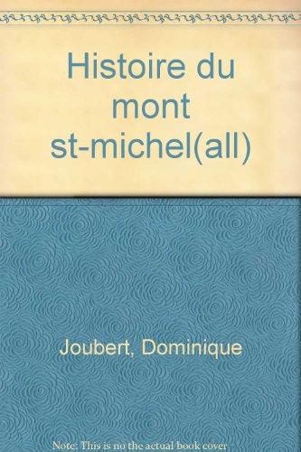9782737305719: Histoire du Mont-Saint-Michel (allemand)