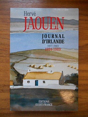 9782737306464: Journal d'Irlande 1977-1983 / 1984-1989