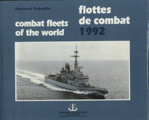 9782737308321: Flottes de combat, combat Fleets of the World, 1992
