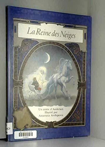 La reine des neiges [Nov 26, 1991]: Hans Christian Andersen