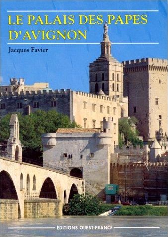 9782737310058: Le palais des papes d'Avignon