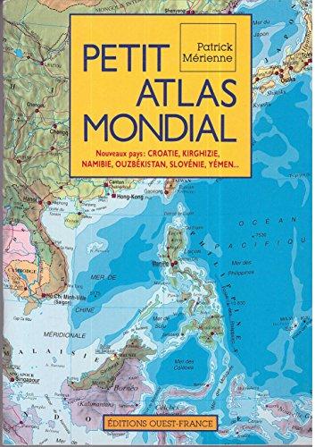 9782737310164: Petit atlas mondial