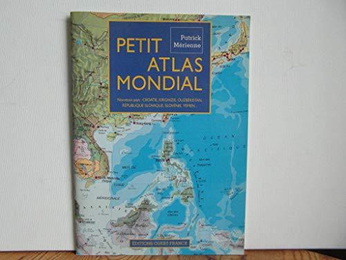 9782737312571: Petit atlas mondial