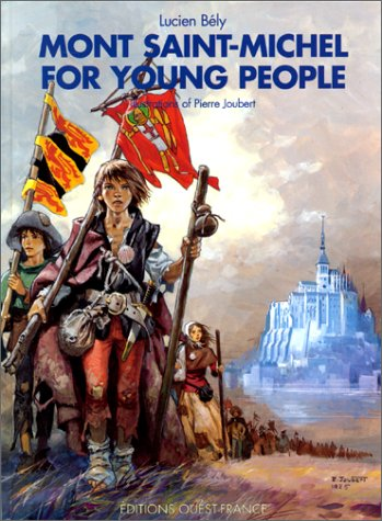 9782737315145: Mont Saint-Michel for Young People