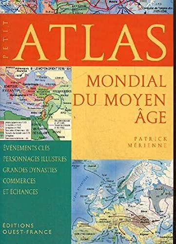 9782737319426: Petit atlas mondial du Moyen Age