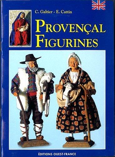 9782737320392: Santons de Provence (anglais)