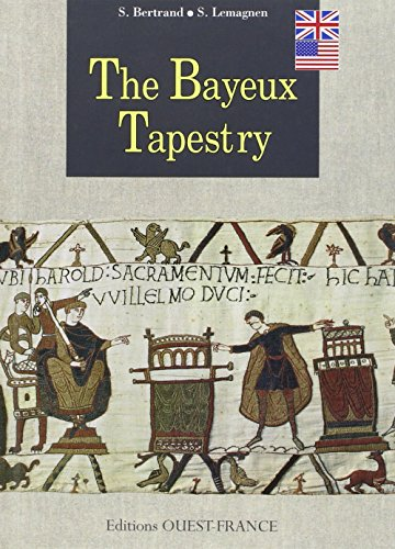 9782737320644: Tapisserie Bayeux (Cartonne)(Angl) (Np) (Monographies Pa)