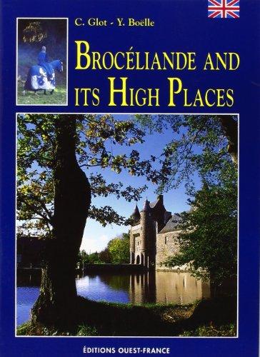 9782737320811: hauts lieux de broceliande -anglais