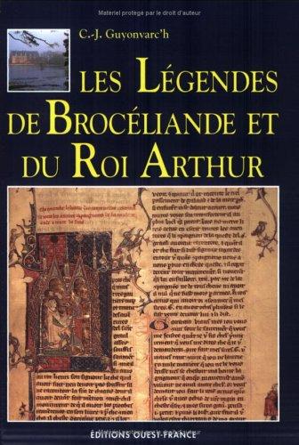 9782737321436: Les Légendes de Brocéliande et du roi Arthur