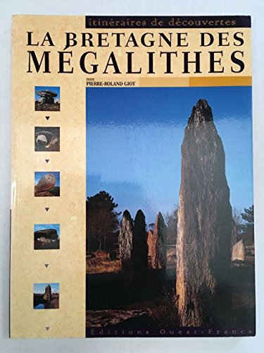 9782737322303: Bretagne des mégalithes