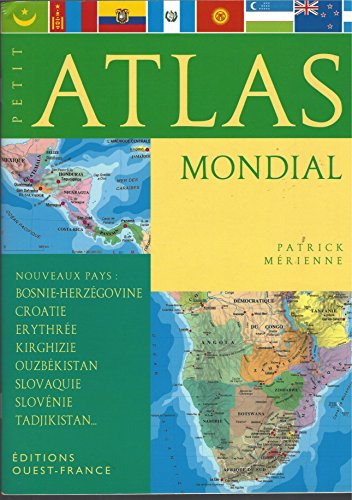 9782737323218: Petit atlas mondial