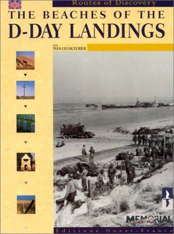 9782737323881: The Beaches of the D-Day Landings