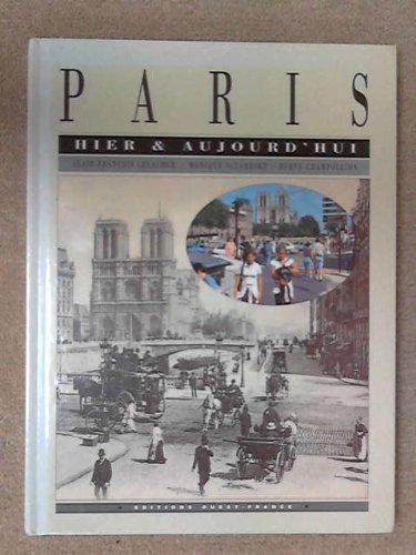 9782737324246: Paris hier et aujourd'hui